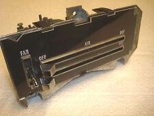 REBUILT 70-81 Camaro NON-A/C HEATER CONTROL NEW LENS RS SS Z28 71 72 73 75 78 79