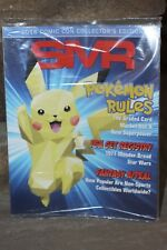 SMR Sports Market Report PSA/DNA Guide Magazine POKEMON RULES 2018 COLLECTOR ED