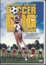Soccer Dog: The Movie (DVD, 2002) James Marshall Free Shipping