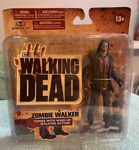 The Walking Dead Series 1 Action Figure Zombie Walker