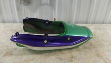 00 Kawasaki ZR1100 ZRX1100 ZRX 1100 ZR 1100 Rear Back Tail Fender Fairing Cowl