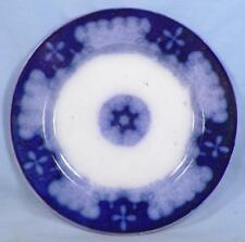Persian Moss Flow Blue Plate Made Germany Antique 7.75in.