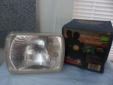NOS Carello Quartz Hallogen Rectangular Headlight 200MM 92-2415