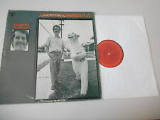 LP folk Loudon Wainwright III-attempted MUSTACHE (12) canzone COLUMBIA US