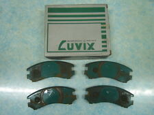 JDM LUVIX RACING BRAKE PADS SUZUKI SWIFT 1.3 CULTUS AA34S G13B GTI GT MK2 MK3