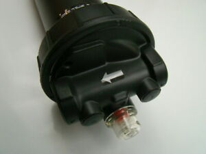 "Watts 175 PSI 3/8"" Pneumatic Filter F701-03E3PR/M1"