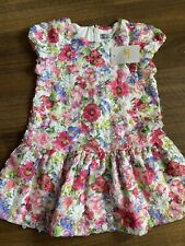 Mayoral Floral Dress Baby Girl 2-3 Years , 98cm