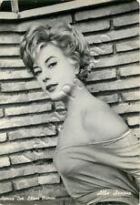 Alba Arnova ovvero Alba Fossati (Buenos Aires, 1930 - Roma, 2018)