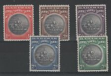 George V (1910-1936) Postage Bahamian Stamps (Pre-1973)