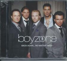 Boyzone - Back Again...No Matter What (The Greatest Hits, CD 2008) NEW/SEALED