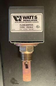 Watts FS10-C Signal Appliance Flow Switch