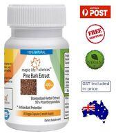 Pine Bark Extract (95% Proanthocyanidins) Capsules - Antioxidant - AU Stock