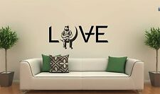 Wall decal vinyl sticker Angels and Airwaves AVA LOVE Spread love blink 182 +44