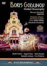 Mussorgsky: Boris Godunov, New DVDs