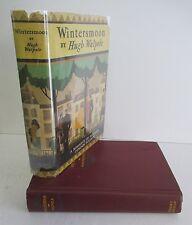 WINTERSMOON by Hugh Walpole circa 1933 in DJ
