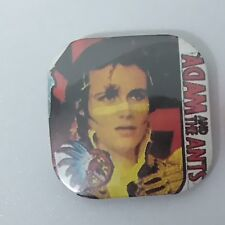 Adam and the ants artist music vintage SMALL BUTTON