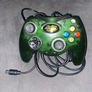 Madcatz Wired Controller For Xbox Original Black Gamepad Very Good 5E