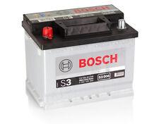 Autobatterie BOSCH  12V 56Ah 480 A/EN S3 006 56 Ah TOP ANGEBOT SOFORT & NEU