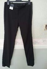 Dorothy Perkins  Skinny Leg Black Trousers Size  10