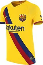 Nike FC Barcelona Trikot 2019/2020 Größe 128 Beflockung Messi Griezmann Suarez