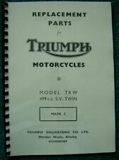 Parts Catalogues Norton Motorcycle Manuals & Literature