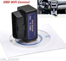 Car OBD2 Diagnostic Scanner Fault Code Reader Mini ELM327 WIFI Android & IOS &PC