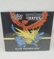 Hidden Fates Elite Trainer Box ETB Pokemon TCG NEW FACTORY SEALED!!