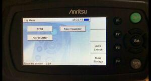 Anritsu OTDRNetwork MasterMT9090A