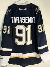 Reebok Premier NHL Jersey St. Louis Blues Vladimir Tarasenko Navy Alt sz 2X