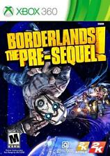 """NEW/SEALED-Borderlands:THE PRE-SEQUEL-FOR Xbox 360, 2014-RATED """"M""""-FREE SHIPPING"""
