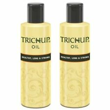 Trichup Ayurvedic Enriched Healthy Long and Strong Oil Hair Care-200ml 1 Bottle