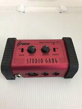 Red GRECO HPA-1 Head Phone Amp