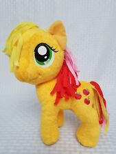 "My Little Pony Apple Jack Plush Pony With Yellow Apples 12"" by Hasbro"