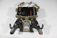 US WW2 Army Air Force B-26 Marauder Top Turret Gun Control Mechanism Trigger!!!!