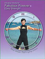 Beginner Strength Workout DVD  Fabulous Forever® Easy Strength Mirabai Holland