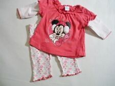 Minnie Mouse Floral Outfits & Sets (0-24 Months) for Girls