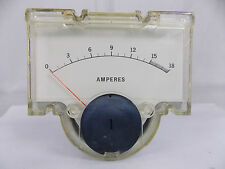 HP AGILENT POWER SUPPLY 0-18 AMPERES METER REPLACEMENT