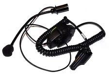 Imtradex Firetalk Helmsprechgarnitur für Motorola GP900 1200 MTS 2010 2013