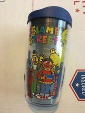 Sesame Street 50th Anniversary 16oz Tumbler with Lid new