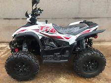 TGB 600 EFI TARGET 4X4 ROAD LEGAL 2018 FINANCE ARRANGED QUAD BIKE ATV