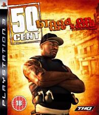 50 Cent: Blood On the Sand PS3 *in Good Working Condition*
