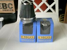 2  NEW YAMAHA  XS650  PERF  AIRFILTERS