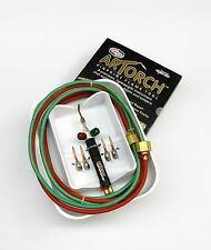 ARTORCH PINPOINT FLAME TORCH METALCRAFT JEWELRY TORCH KIT 5TIP AUSTRALIA FITTING