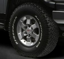 "Toyota FJ Cruiser 2007 - 2014 TRD 16"" Silver Alloy Rims Set - OEM NEW!"