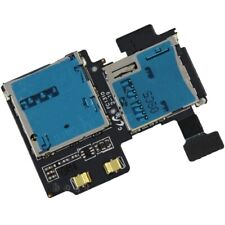 SD Sim Card Reader Holder Slot Flex Cable Ribbon For Samsung Galaxy S4 GT i9500