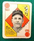 1951 Topps Red Backs Baseball Cards 22