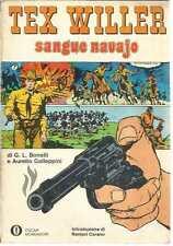 TEX WILLER SANGUE NAVAJO OSCAR MONDADORI 445 RISTAMPA GIUGNO 1973