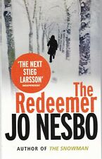 THE REDEEMER BY JO NESBO PAPERBACK BOOK