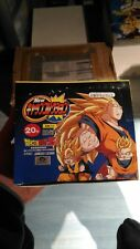 POG - POGS Box dragon ball z Battle Power officiel 160 POGS 1995 made in japan