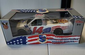 Rick Crawford Racing Champions Diecast Truck 1/24 Scale Nascar USA Ford Race #14